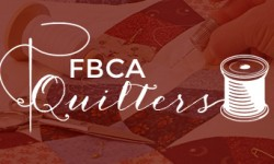FBCA Quilters' Annual Show and Sale – November 12