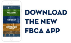 Download our new FBCA APP