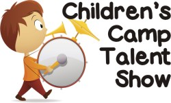 Children's Camp Talent Show