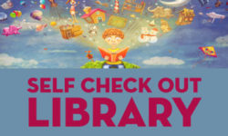 Preschool Self Check-Out Library