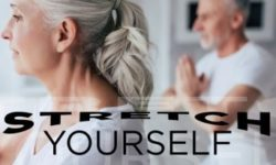 S-t-r-e-t-c-h Yourself . Never Stop Starting . a Boomer Ministry Study