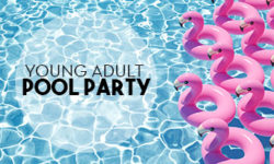 Young Adult Pool Party